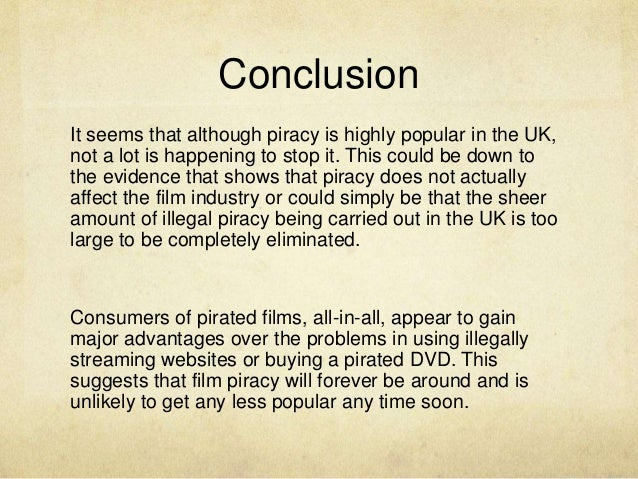 Film Piracy