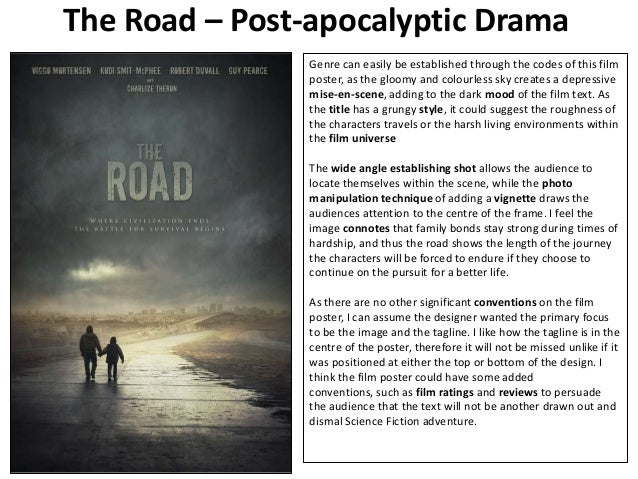 Film Poster Analysis Essay Example
