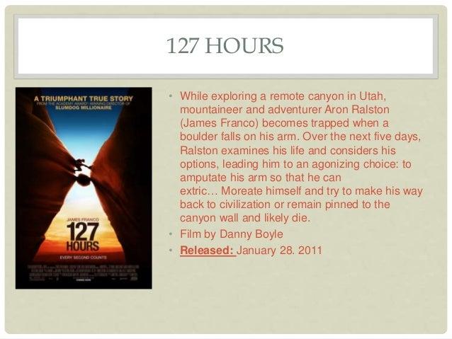 127 hours analysis