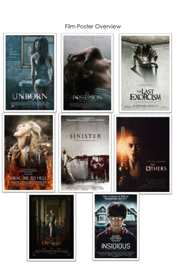 Film Poster Overview