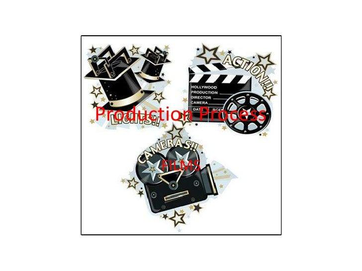 Production Process<br />FILMS<br />