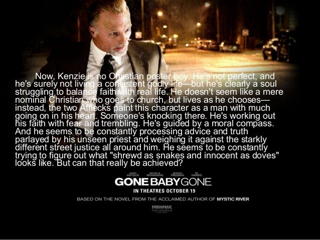Film Review Gone Baby Gone