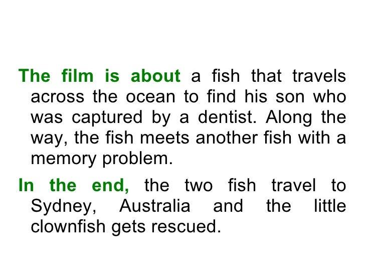 Film Reviews Samples