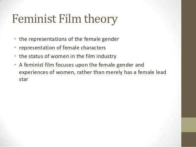 mulveys feminist film theory in the terminator franchise Account for some of the recent changes in the representation of a social group  patrick as the t-1000 from terminator 2  feminist cinema and film theory.