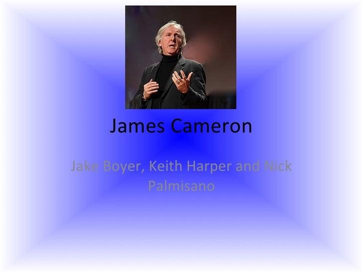 James Cameron Jake Boyer, Keith Harper and Nick Palmisano