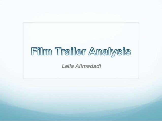 Leila Alimadadi