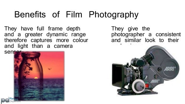 film camera vs digital camera article