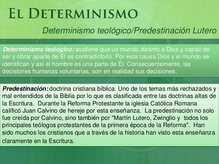 DETERMINISMO DEFINICION EBOOK