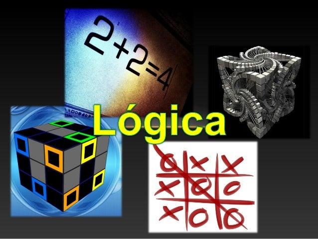 A Lógica faz parte do nossocotidiano. Na família, no trabalho, nosencontros entre amigos, sempre quenos dispomos a convers...