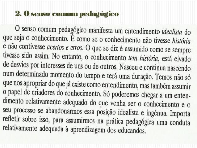2. Osenso comumpedagógico