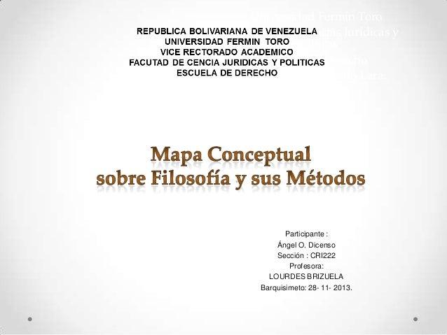 Universidad Fermín Toro Facultad de Ciencias Jurídicas y Políticas Escuela de Derecho Barquisimeto, Estado Lara.  Particip...