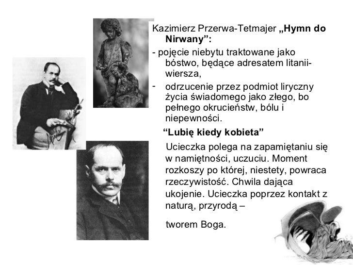 Filozoficzne Inspiracje Młodej Polski