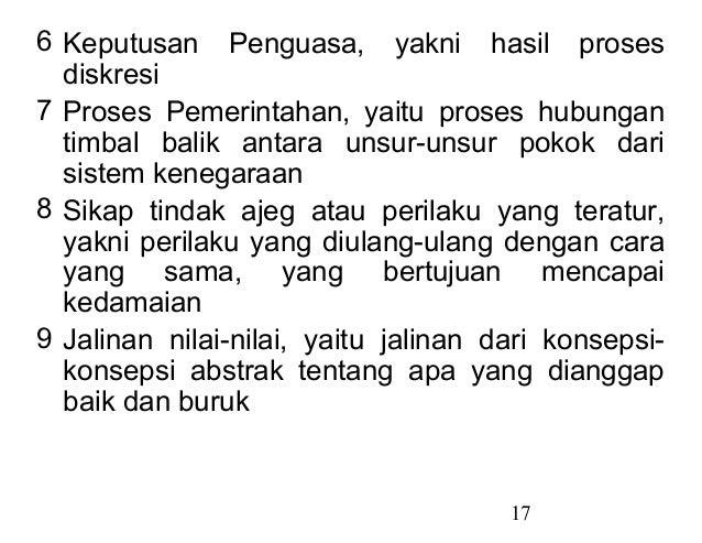 Filsafat hukum (1)