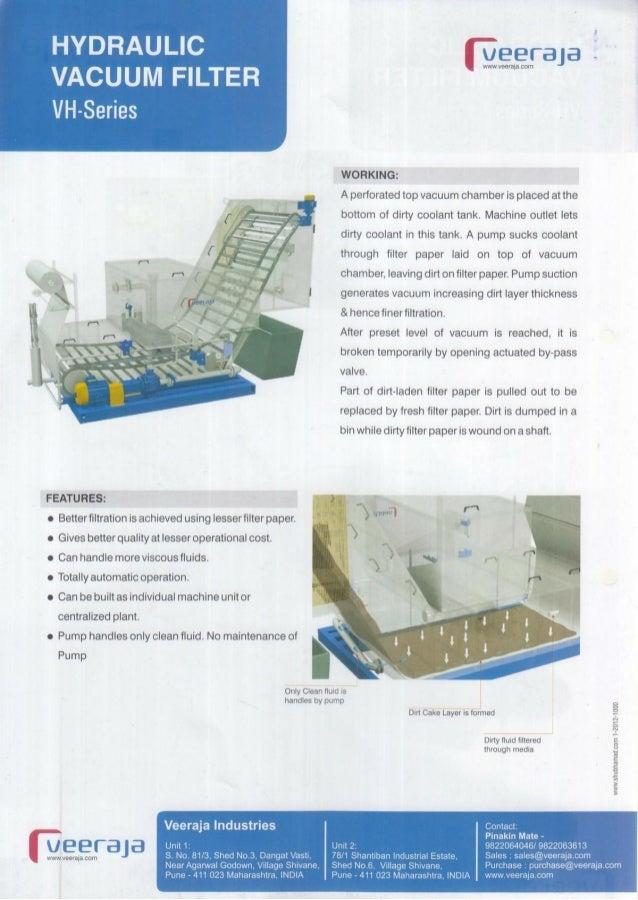Veeraja Industries, Pune, Industrial Filters And Accessories