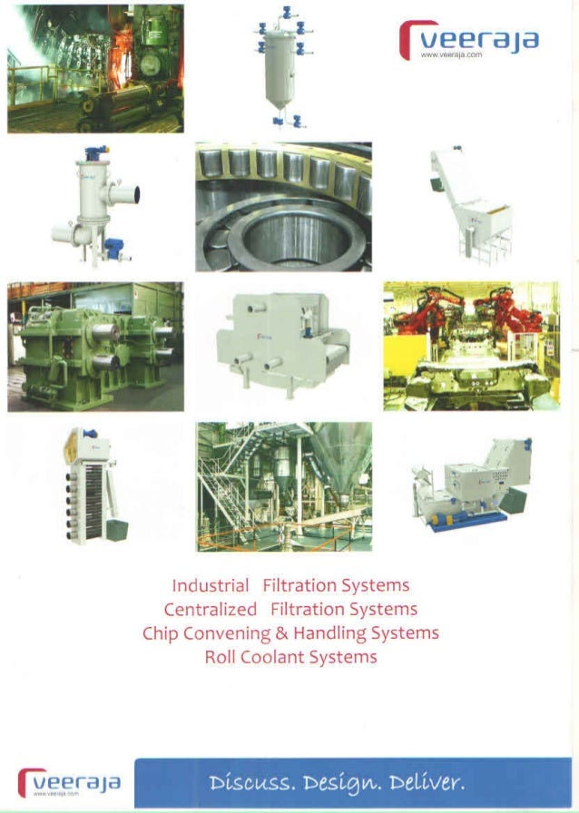 wvvw. fi| ters-india. com  [Veeraja I  - Industrial Filters And Accessories -     Rolling Mill Filtration Equipment:   We ...