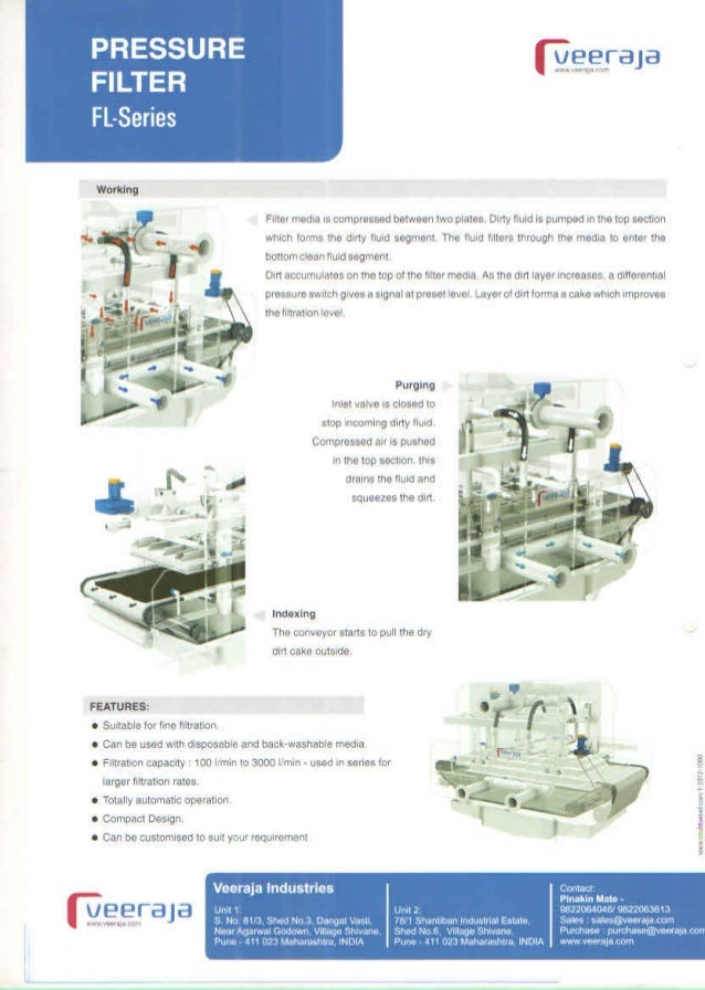 www. fi| ters-india. com  [Veeraja   - Industrial Filters And Accessories - Filter Accessories:   We manufacture various a...