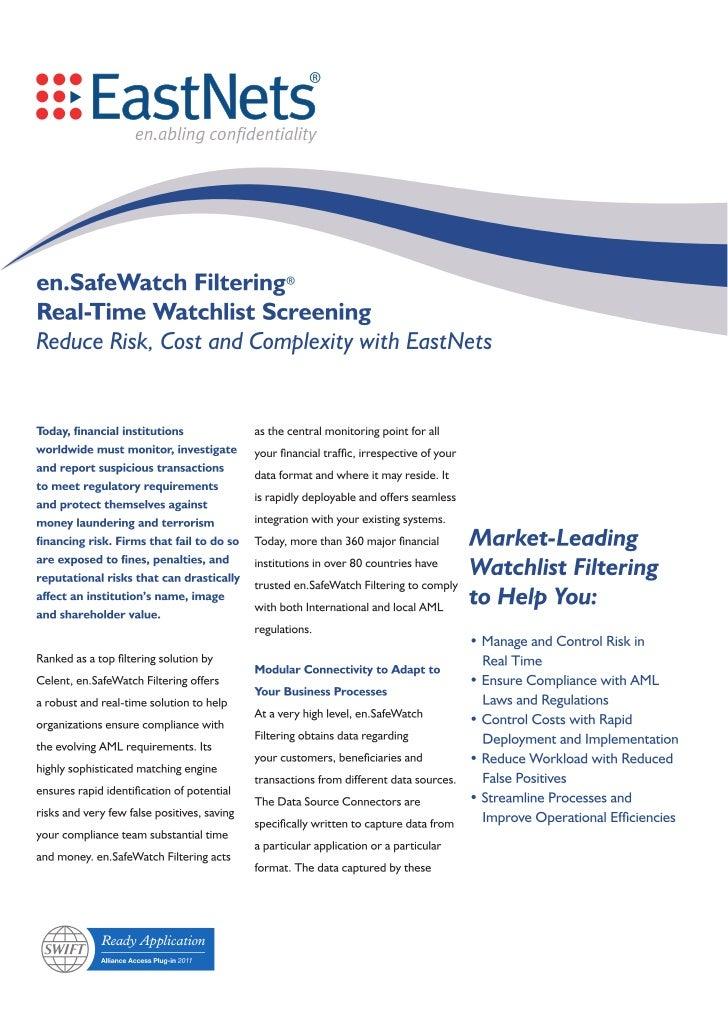 en.SafeWatch Filtering - Watch List Filtering