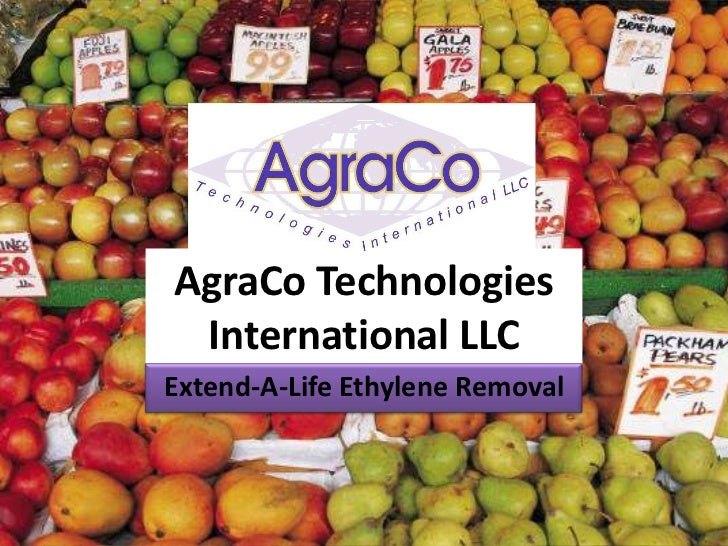 AgraCo Technologies International LLCExtend-A-Life Ethylene Removal
