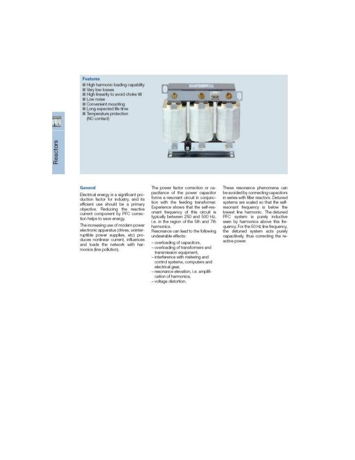 Filter reactors