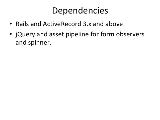 Filtering, Searching, and Sorting ActiveRecord Lists Using