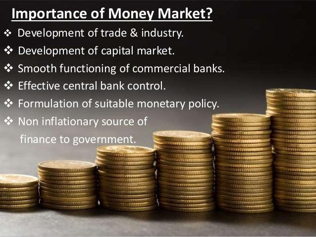 Why Is Money Important?