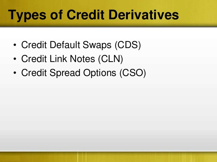 Credit Derivatives And Credit Default Swaps Download Pdf