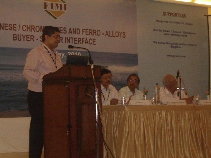 Fimi Paper Manganese Alloy Industry In India   Gokarn Km Slide 2