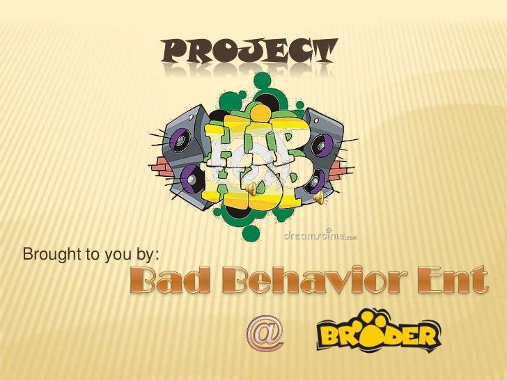 PROJECTBrought to you by: