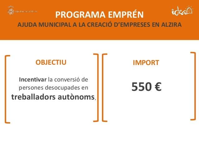 Presentación empresas seleccionadas del programa EMPRÉN 2018 Slide 2