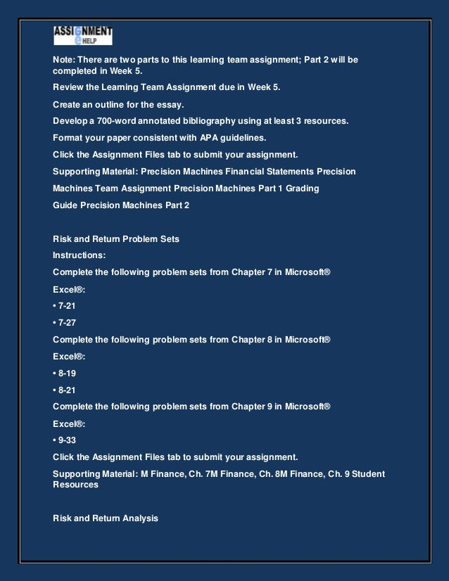 fin 370 final exams 2 essay Fin 370 week 4 cash flow analysisfrank smith plumbing (calculation and 2 papers) my account fin 370 final exam guide (new 2017) fin 370 week 1 question and.