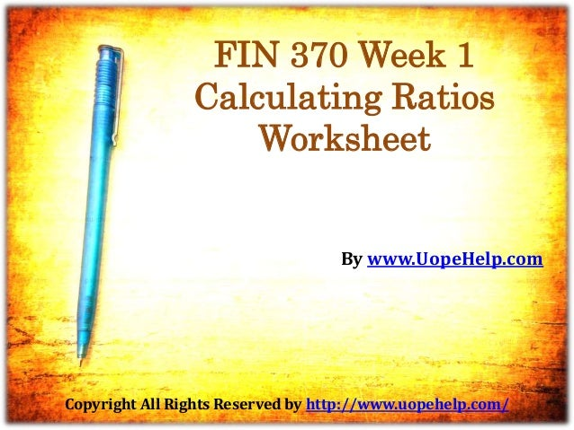 fin370 quiz 1 Fast reliable university of phoenix answers  final exam (multiple choice)   please evaluate assignment week 2 questions and problem sets for fin-370.