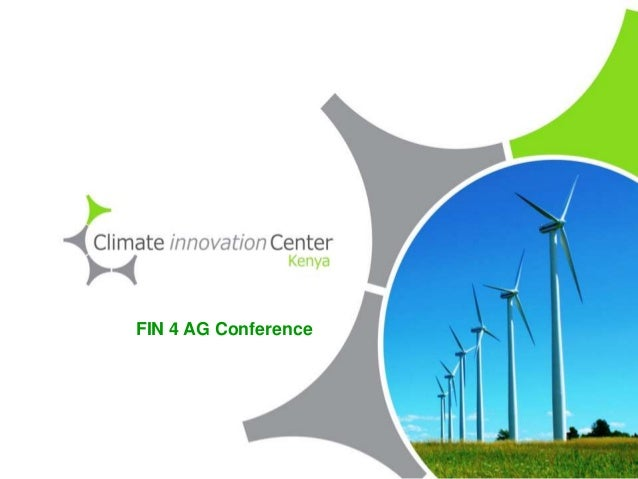 FIN 4 AG Conference