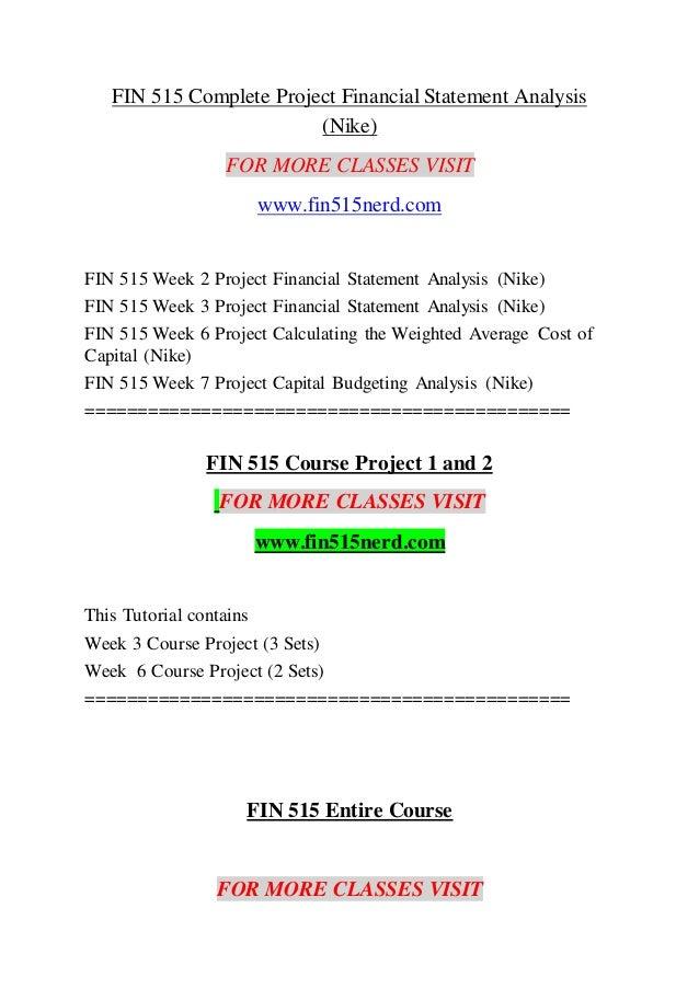 fi515 week 2 homework