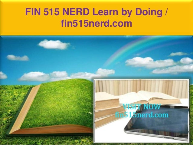 fin 515 final Fin 515 week 8 final exam 4 sets  buy now to view full solution.
