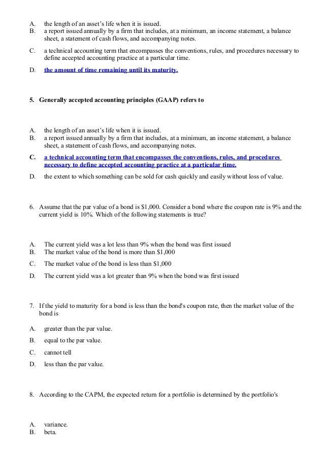 fin 571 final exam 30