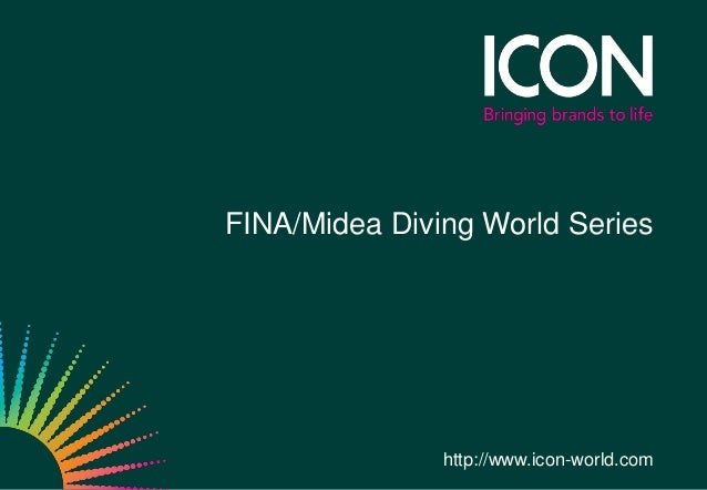 FINA/Midea Diving World Series               http://www.icon-world.com