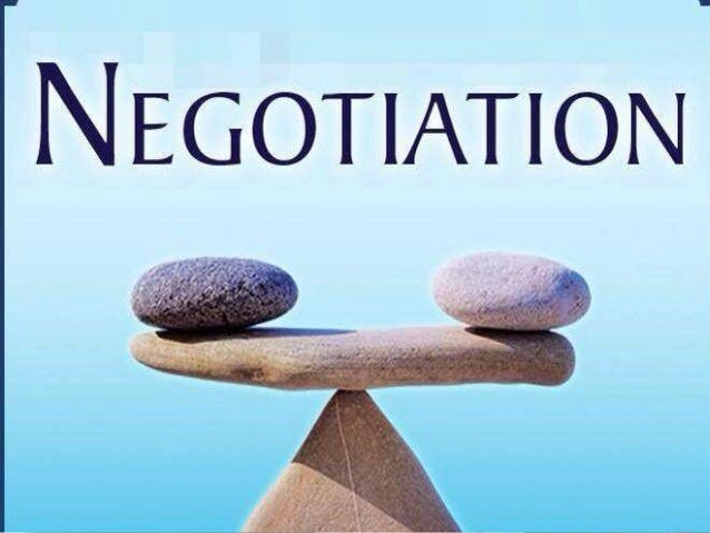 negotiation skill Founded in 1966, the negotiation institute is the leading provider of negotiation skills training and consulting worldwide our programs are customized to the.