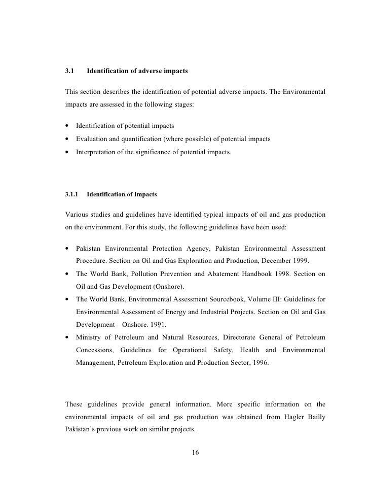 EIA REPORT