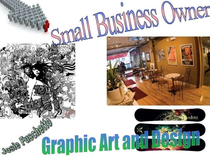Josie Fuschetto Graphic Art and Design Small Business Owner