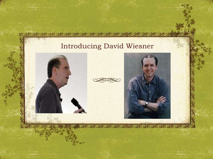 Introducing David Wiesner<br />