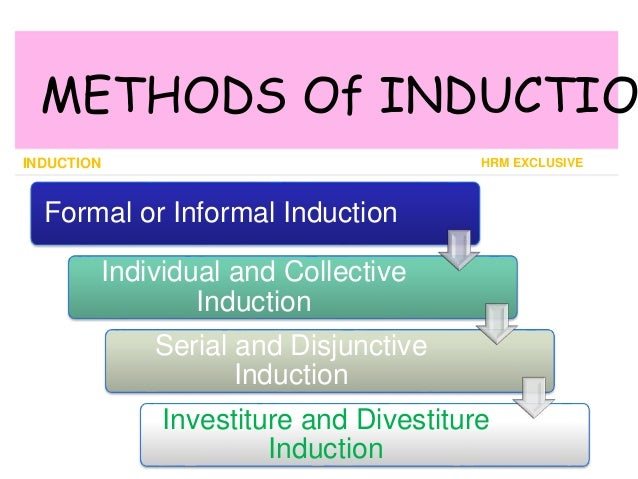 organization and induction During orientation and induction, new employees are welcomed warmly and as the organization reinforces the employees' significance, they develop a sense of worth and value consequently, they become more motivated and indeed decide to work there.