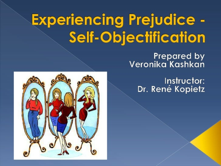 Self objectification