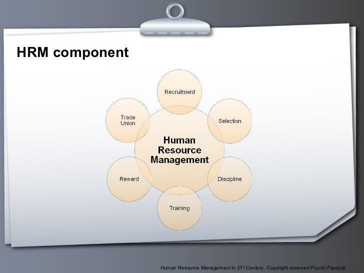 human resource management challenge 21 century This item: human resources in the 21st century  effective hr management for the new century (michael useem) the 21st century workforce: implications for hr (jeff brown and lindy williams)  the globalization of hr: 21st century challenges (robert j joy and paul howes.