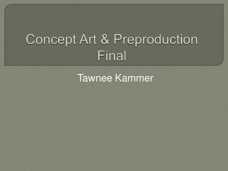 Tawnee Kammer