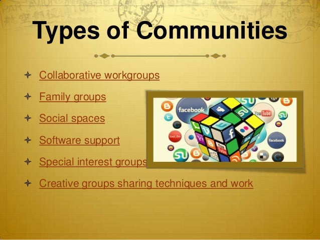 advantages and disadvantages of virtual communities The computer driven tools that allow people or companies to create or share information, career interests, ideas and picture/videos in virtual communities and.