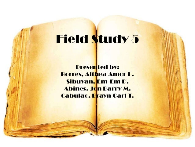 field study 5 In designing our learning objective, it must contain of the three domains of learning, which are- cognitive, affective and psychomotor, these three domains are very important in learning because in the absence of one learning will become useless or not too effective.
