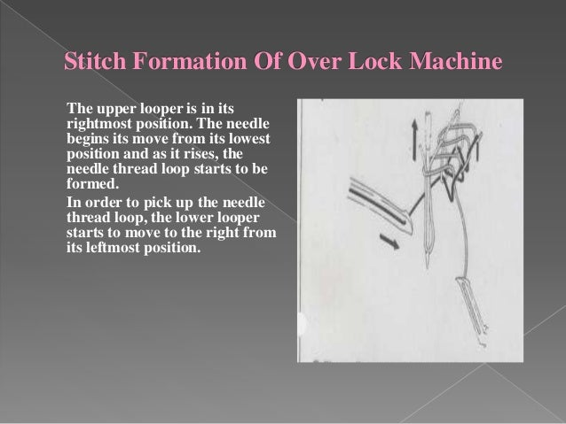 Flat Lock Machine     Elements in Stitching › Needle › Looper › Spreader Multi Needle Machine can have more than three n...