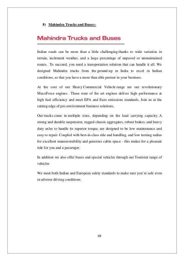 Complete analysis of mahindra mahindra fandeluxe Choice Image