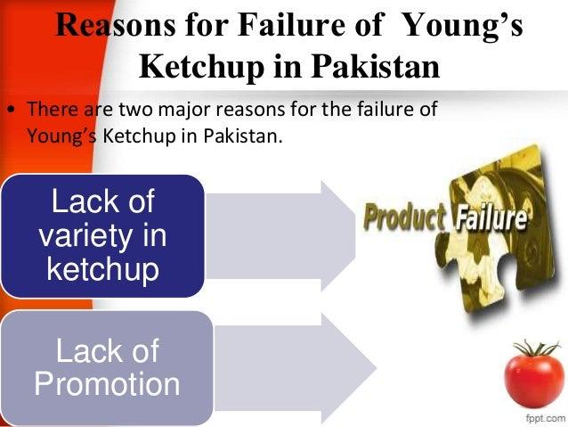 Swot analysis for ketchup