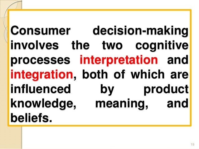 brand positioning effect on consumer decision making Application of marketing communication decisions because of plenty of   product, position the product in consumer conscious, differentiate and identify it   in that way elements of package influence consumer decision making process  and.